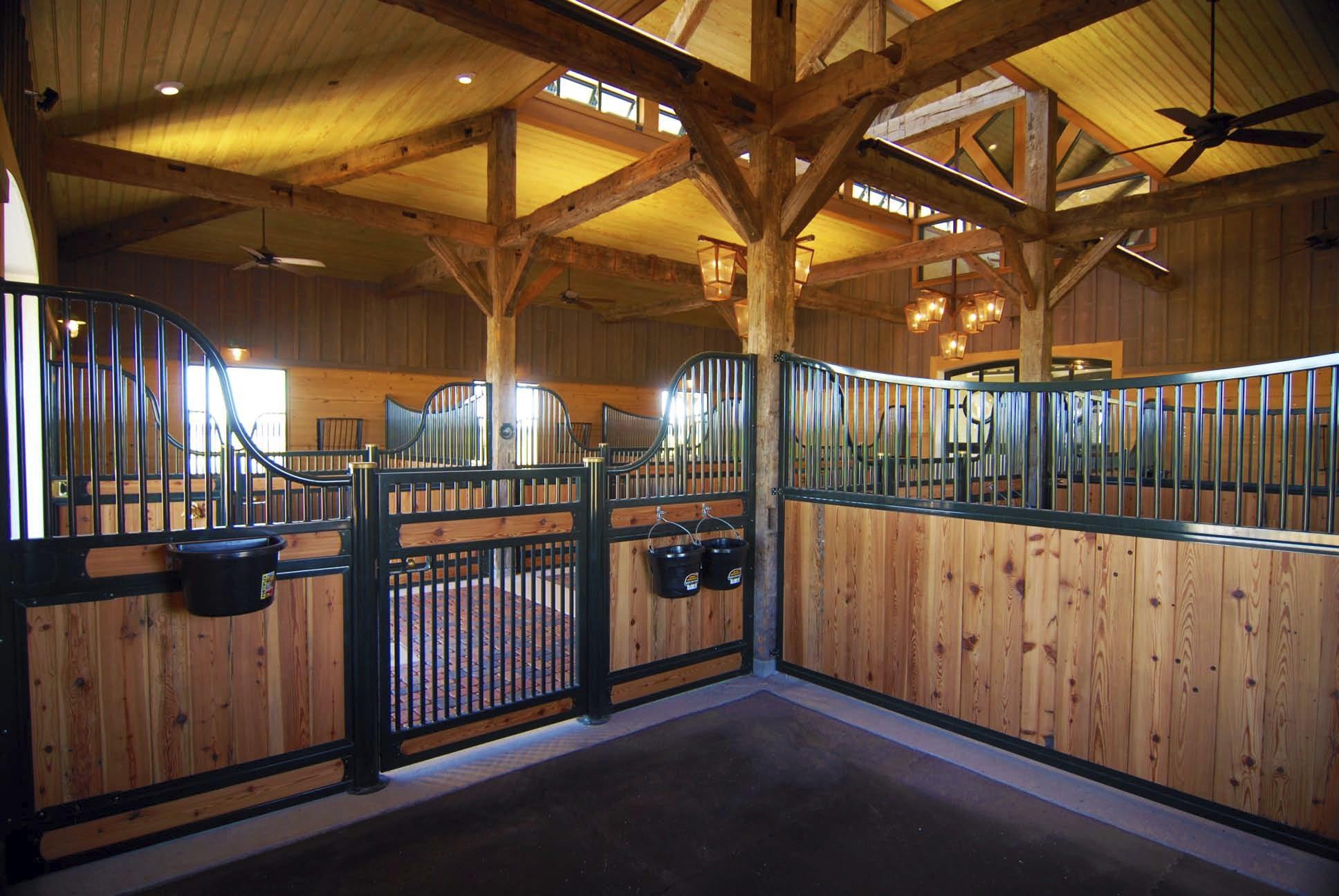 Private Horse Farm Jb Mouton