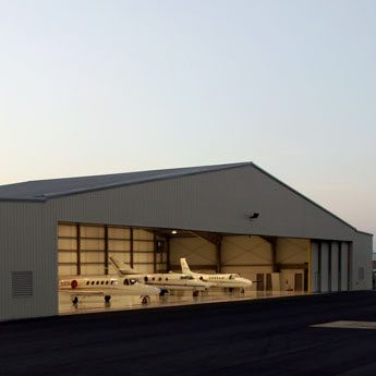 PRIVATE AIRCRAFT HANGAR OF LAFAYETTE
