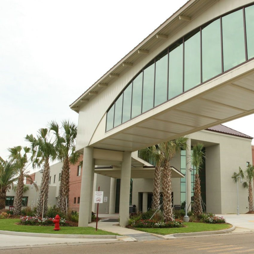 JENNINGS REHAB HOSPITAL