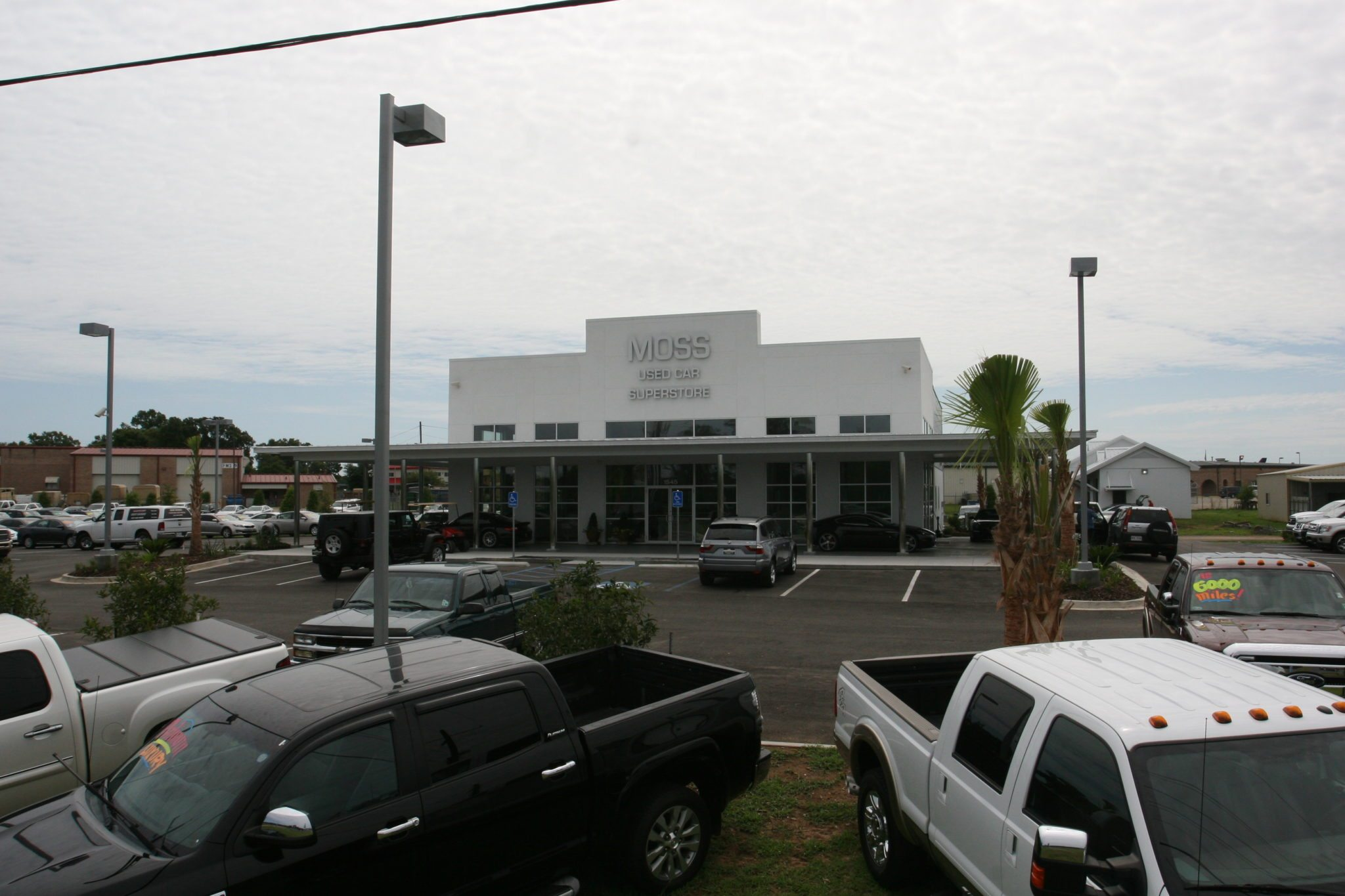 Moss Motors Used Car Superstore Jb Mouton